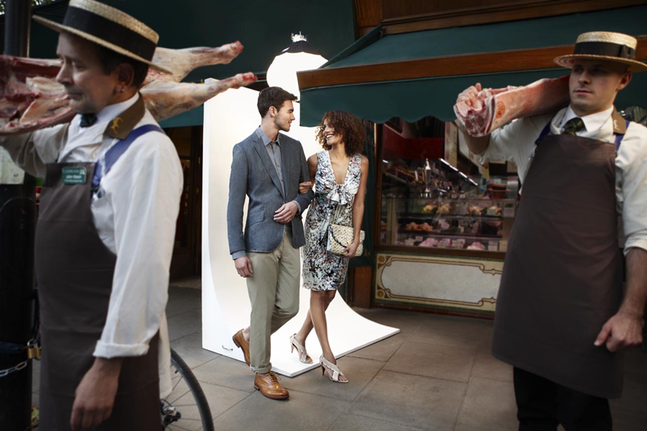 2644d974 Ted Baker Introduces Spring/Summer 2011 Collection to Chicago ...